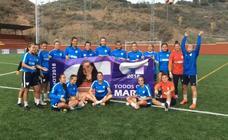 El deporte femenino malagueño, con Marta de OT