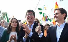 Rivera: «No os conforméis con cambiar a los de los ERE por los de la Gürtel»