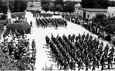 90 años del Benítez, un campamento para el héroe del desastre de Annual