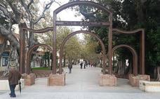 El Ayuntamiento plantea un parking con mil plazas bajo el paseo de Andalucía de Vélez