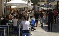 Málaga ya aplicó una moratoria en 13 calles del Centro entre 2000 y 2006