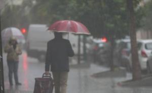 ¿Hasta cuándo durará la lluvia en Málaga?