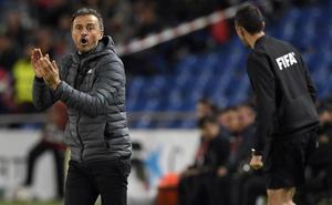 Luis Enrique: «Todos esperábamos la clasificación tras los dos primeros partidos»