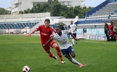 El Marbella suma ante el Talavera su segunda victoria consecutiva