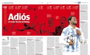 SUR gana cinco premios de diseño entre diarios de España, Portugal y América latina
