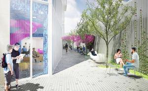 Vecinos recogen firmas contra la construcción del albergue juvenil en la oficina de turismo