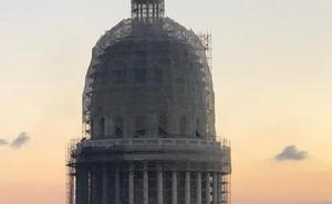 El Capitolio habanero y el oro de Moscú