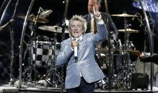 Rod Stewart anuncia un concierto en Fuengirola
