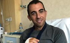 Rubén Ruzafa pasa por el quirófano