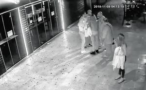 La mujer que rajó la cara a un policía local fue condenada por la muerte de un hostelero