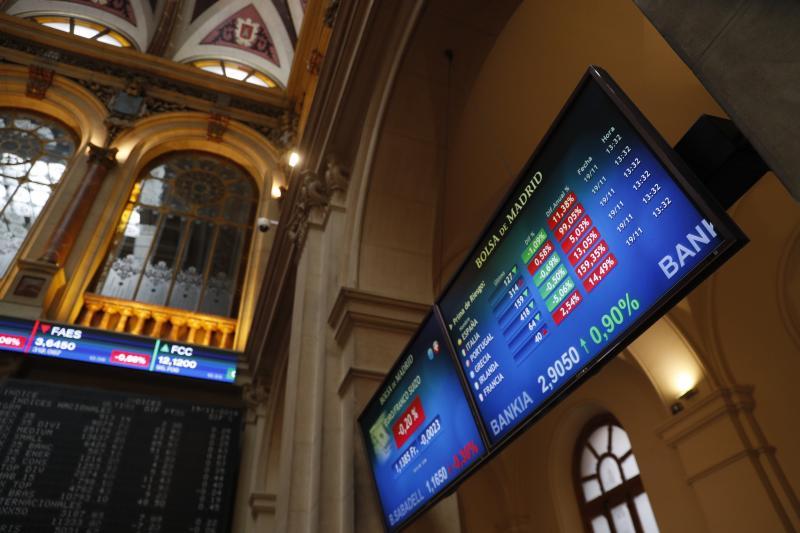 La presión bajista en Wall Street lleva al Ibex-35 de regreso a los 8.800 puntos