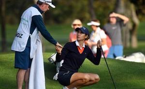 Tres malagueñas compiten a partir de mañana por el Open de España de golf