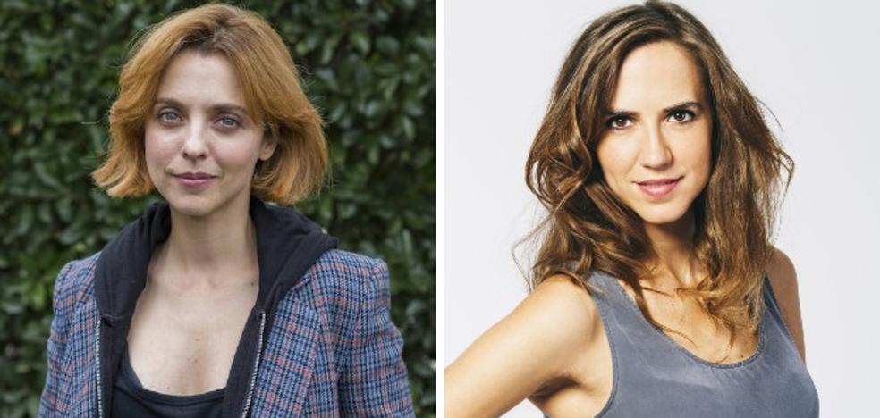 Aina Clotet: «Leticia Dolera no veía factible disimular mi embarazo»