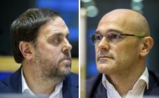 Junqueras y Romeva recusan a Marchena tras el WhatsApp de Cosidó