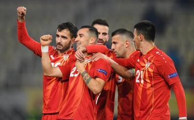 Georgia, Bielorrusia, Macedonia y Kosovo sueñan con la Eurocopa
