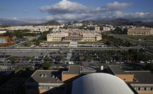 Un edificio de aparcamientos permitirá transformar el de Teatinos en auditorio