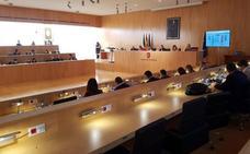 La Diputación aprueba un plan de emergencias para atender a los municipios afectados por las lluvias de octubre