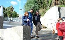 El Bulevar Pablo Ráez de Marbella estrena el nuevo acceso desde la avenida Alfredo Palma