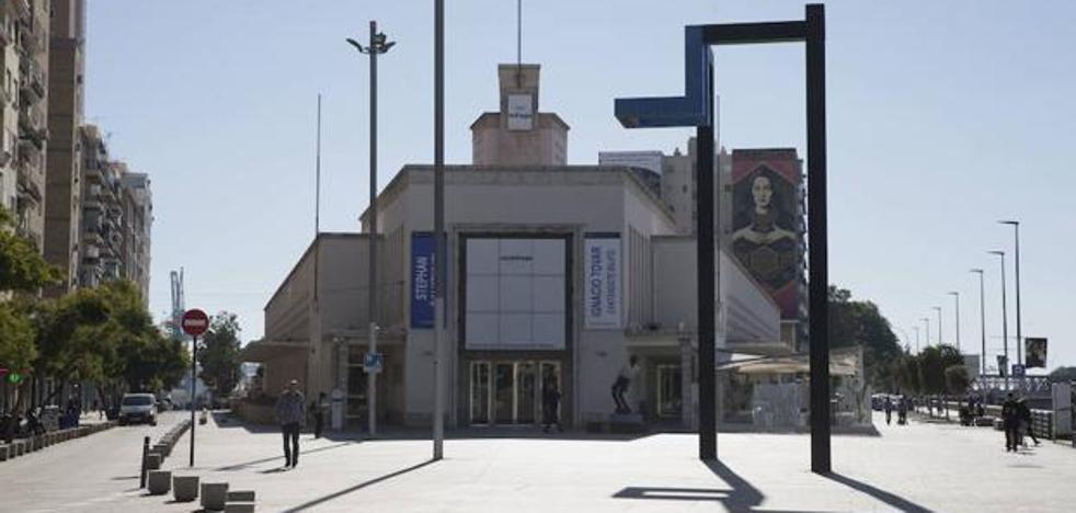 El nuevo concurso del CAC Málaga, más exigente con el proyecto expositivo para el centro
