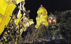 El Cristo del Descendimiento de Málaga se presenta este jueves tras su restauración