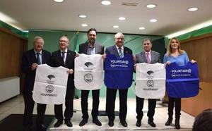 Los bancos de alimentos de Andalucía, Ceuta y Melilla eligen Málaga para la presentar la Gran Recogida