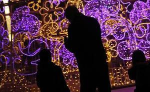 Málaga estrenará un árbol de Navidad visitable en la plaza de la Constitución