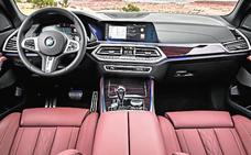 BMW X5, dinamismo 'premium' en un todoterreno