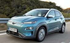 Hyundai Kona EV, único en su especie