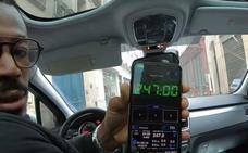 El caro timo de un taxista en París