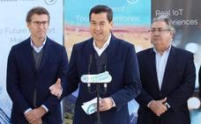 Juanma Moreno cree que no necesitará a Vox para gobernar y pide no desperdiciar voto