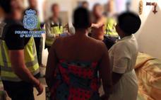 Liberan a 13 mujeres a las que obligaban a prostituirse en el polígono del Guadalhorce y Fuengirola