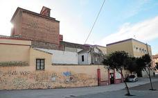 El Obispado de Málaga proyecta un edificio en la trasera de la parroquia de Santo Domingo