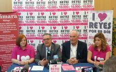 La ACET de Torremolinos presenta su campaña 'Reyes por un día'