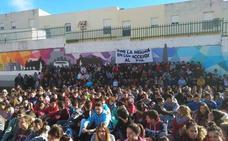 El instituto de Campanillas se une a las protestas por los problemas de acceso al PTA