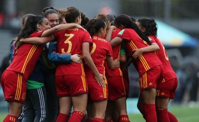 La selección sub-17 alcanza su segunda final mundialista