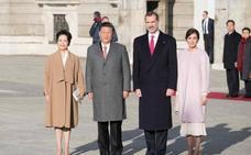 Xi Jinping ofrece una alianza estratégica a España contra el proteccionismo