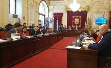 El pleno aprueba de forma unánime un paquete de medidas para descongestionar de tráfico la entrada al PTA