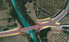 Alhaurín el Grande licita por 777.550 euros el puente que permitirá circular sobre el Fahala