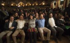 Adelante Andalucía reivindica su papel de alternativa en un multitudinario mitin coral