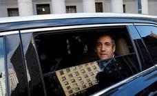 El exabogado de Trump Michael Cohen confiesa que mintió ante el Congreso