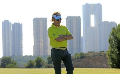 Jiménez, uno de los grandes atractivos del Benidorm Senior Masters