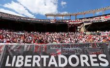 La final de las cinco fechas y tres estadios