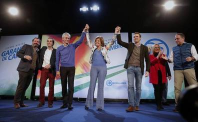 Casado sobre Díaz: «Es responsable de lo que hacían los gobiernos de Griñán»