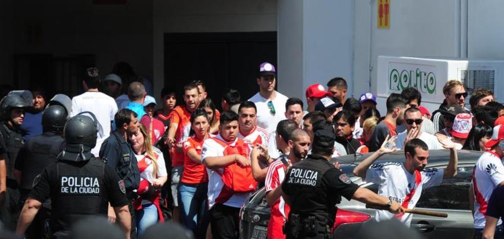 Madrid, en alerta por las barras bravas, se blindará durante el puente