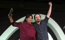 Teresa Rodríguez promete «no renunciar» a una financiación justa