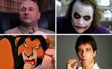 El cine británico no subvencionará películas con villanos con cicatrices