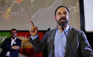 Santiago Abascal: «Muchos se reían de nosotros, pero nunca tiramos la toalla»