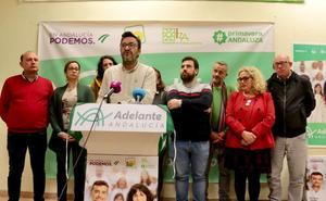 Una mezcla de decepción y espíritu de resistencia invade Adelante Andalucía