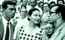 Ava Gardner y Jorge Fiestas, confidencias y juergas en la Costa del Sol