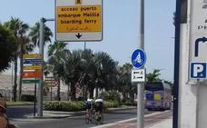 Obligación de ir por el carril bici: una señal que se incumple